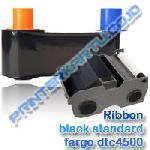 Ribbon Standard Black Fargo DTC4500e