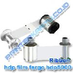 Ribbon Clear HDP Film Printer E-KTP