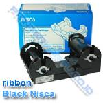 Ribbon Black Nisca PRC101