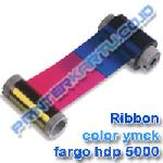 Ribbon Color YMCK Fargo HDP5000