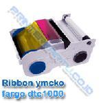 Ribbon YMCKO Fargo DTC1000